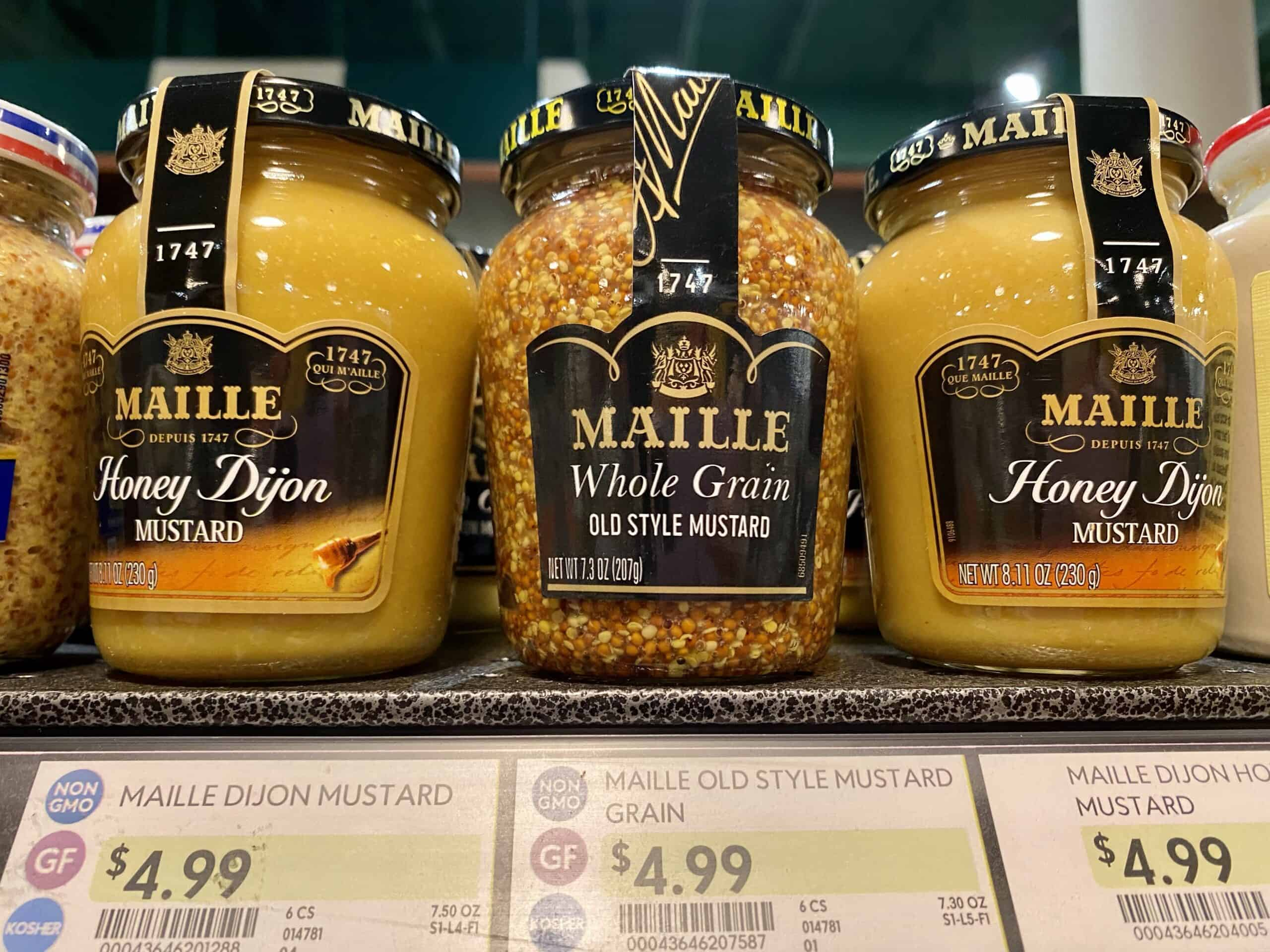 french mustard maille fresh market